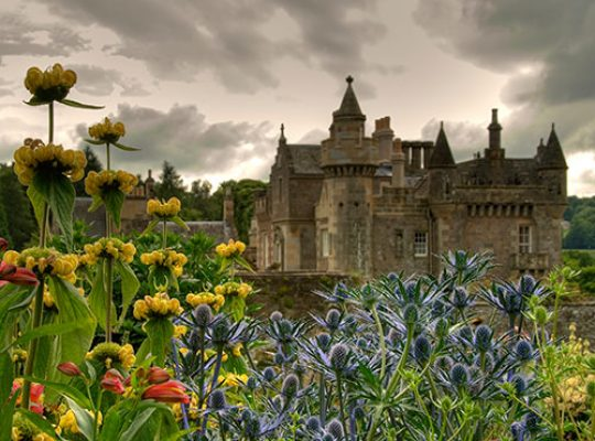 Abbotsford-House
